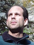 Pic of Rich at Little Yosemite, 2001